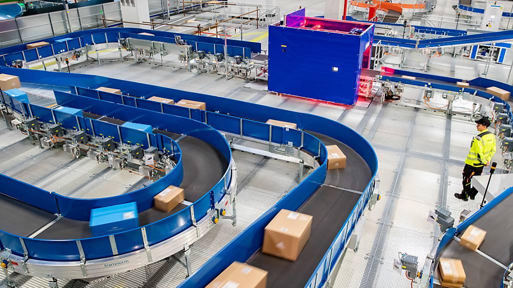 Post stellt zu Weihnachten 18,6 Millionen Päckli zu