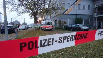 Razzia in umstrittener An'nur Moschee in Winterthur (02.11.2016)