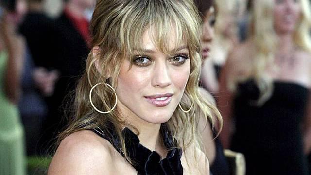 Nachwuchs-Schauspielerin und Sängerin Hilary Duff (Archiv)