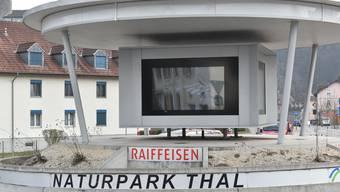 Raiffeisen Raiffeisenbank Naturpark Thal Thalkreisel
