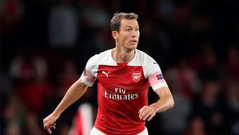 Stephan Lichtsteiner kam zuletzt bei Arsenal nicht oft zum Einsatz.