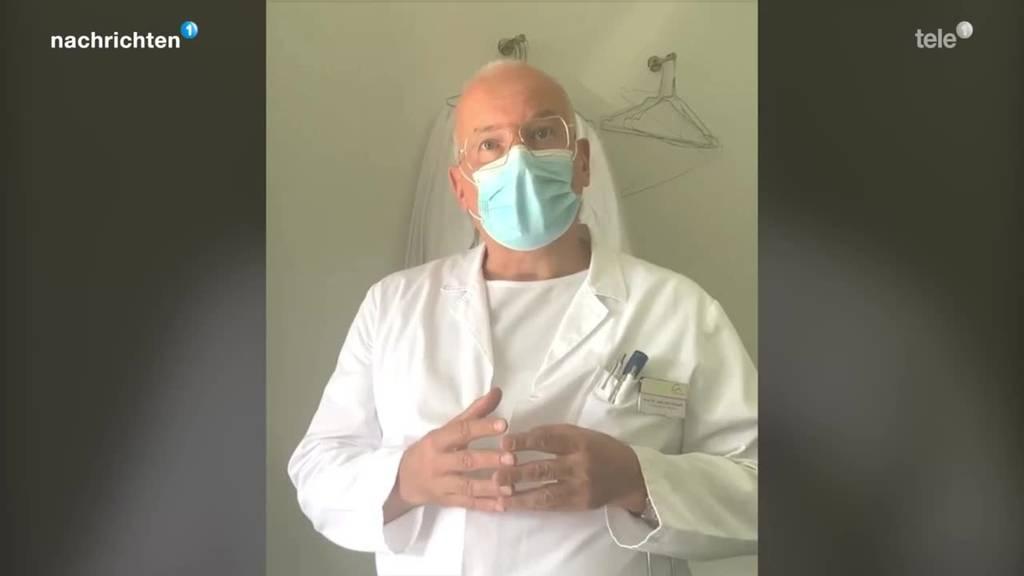 Spital Schwyz wendet sich mit Hilferuf an Bevölkerung