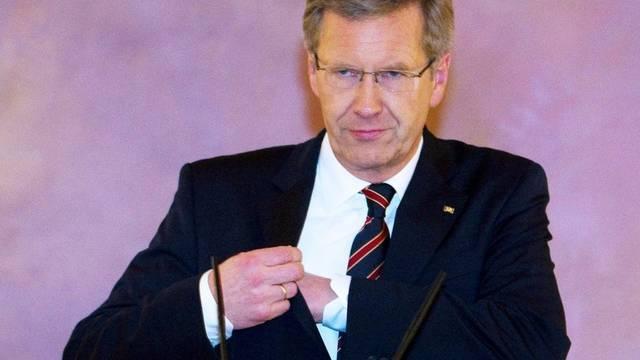 Unter Druck: Der Deutsche Bundespräsident Christian Wulff (Archiv)