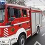 Beim Brand eines Wohnwagens in Thörishaus BE ist am Samstagabend ein Mann getötet worden. Eine Frau wurde mit schweren Brandverletzungen ins Spital geflogen. (Symbolbild)