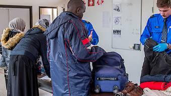 Der Aargau will keinesfalls dulden, dass Flüchtlinge aus Eritrea in ihr Heimatland zurückreisen und trotzdem in der Schweiz Asylrecht geniessen. (Symbolbild)