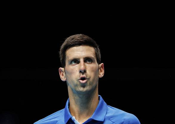 Djokovic kämpft weiter – für die Kollegen und seine Überzeugungen.