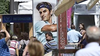 Gstaad erwartet die Rückkehr von Federer nach neun Jahren Abstinenz
