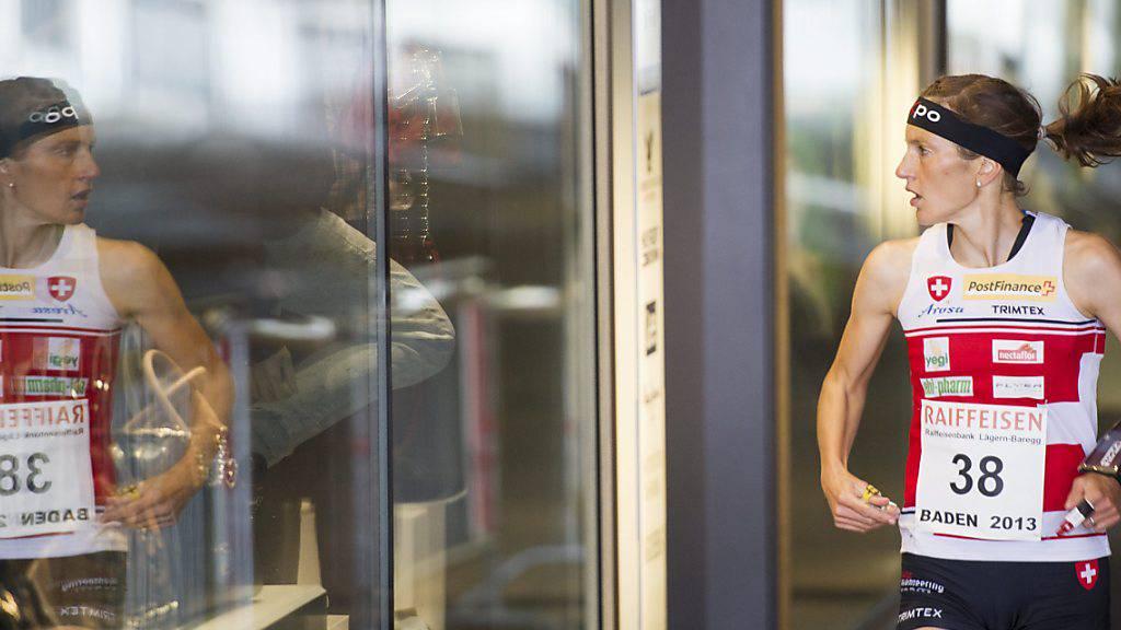 Niggli-Luder macht OL in der Schweiz salonfähig