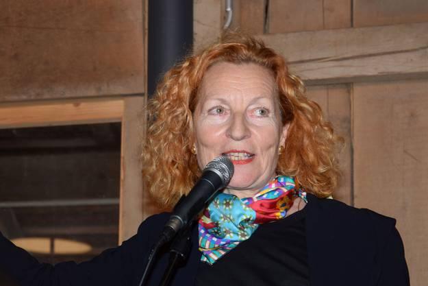 Brigitta Luisa Merki ist die künstlerische Leiterin