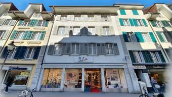 An der Gurzelngasse 30 will Coop ihre erste Altstadt-Filiale realisieren.