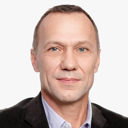 Urs Fitze, Leiter Fiktion bei SRF