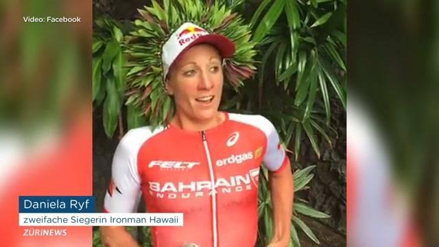 Ryf holt historischen Ironman-Sieg