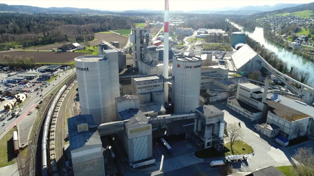 Nacht der Aargauer Wirtschaft: Jura-Cement-Fabriken AG