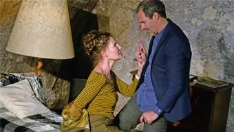 Subtil, raffiniert und temporeich: Messerscharf seziert Schriftsteller Eric Emmanuel Schmitt die Ehe von Lisa (Franca Basoli) und Simon (René Schnoz).