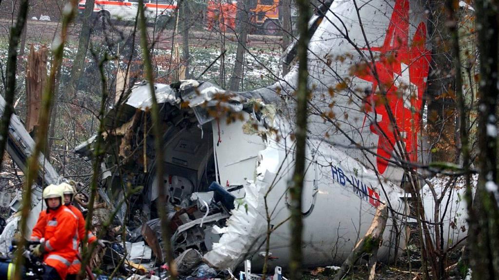 Die schwersten Flugzeugunglücke in der Schweizer Luftfahrtgeschichte