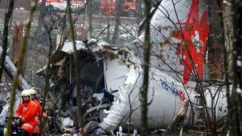 Die schwersten Flugzeugunglücke in der Schweizer Luftfahrtgeschichte.