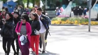 Thumb for 'Keine Asiaten wegen Coronavirus - kaum Touristen in Luzern'