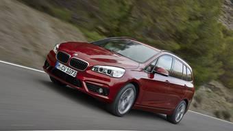 BMW 2er GranTourer