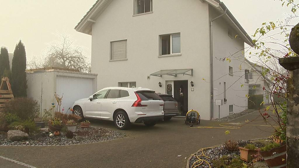 Othmarsingen (AG): Familie nach Heizungsdefekt im Spital
