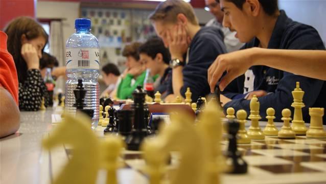 Konzentration wird im Schachsport gross geschrieben.