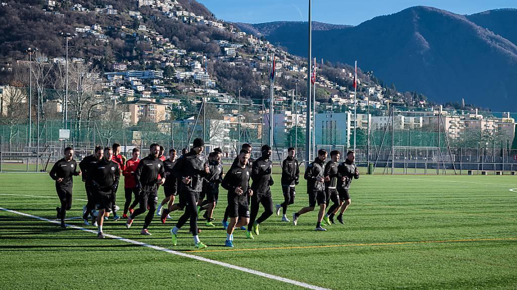Am Montag nimmt der FC Lugano das Training wieder auf
