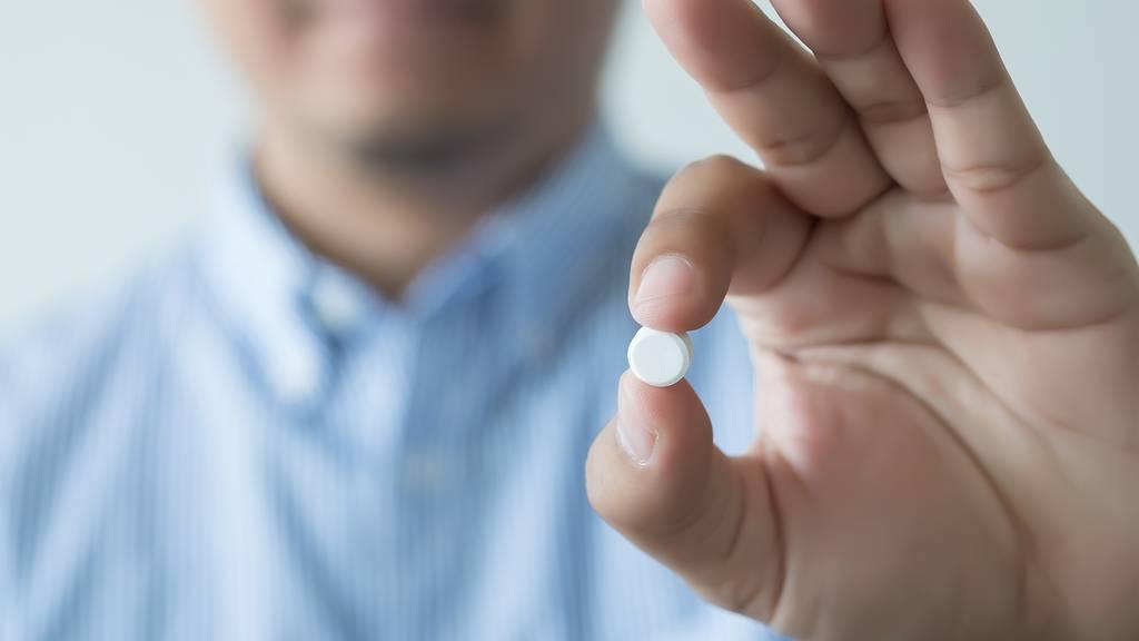 Pille für den Mann
