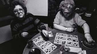 Zentralschweiz sieht beliebten Volkssport bedroht: Lotto-Veranstaltungen sollen laut den Plänen des Bundes nur beschränkt Einnahmen generieren dürfen. (Archivbild)