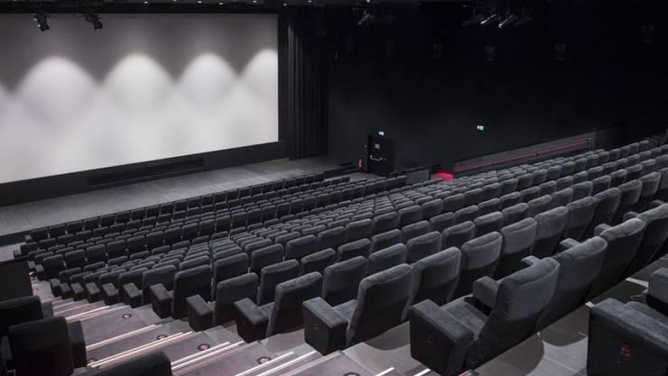 Nach dem Flautejahr 2018 sind letztes Jahr wieder leicht mehr Schweizer ins Kino gegangen.