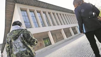 Hauptgebäude der Universität Basel