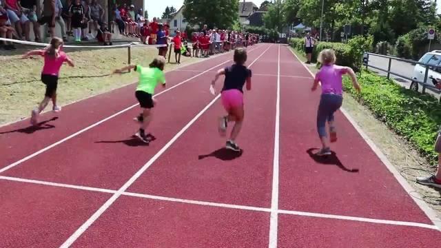 Schulsporttag Bettlach 2018