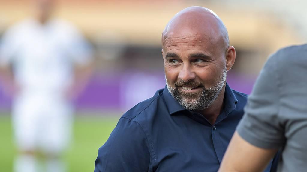 Giorgio Contini kann in Nyon den Aufstieg perfekt machen