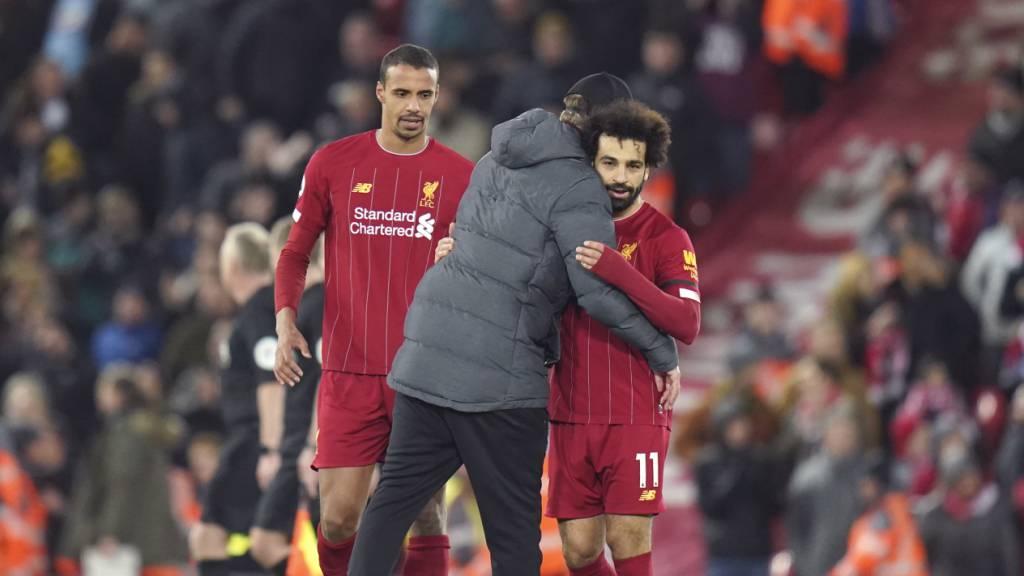 Liverpool marschiert weiter Richtung Meistertitel