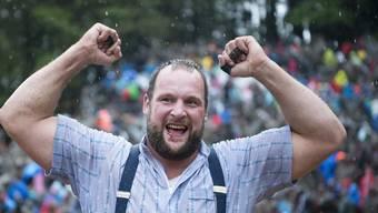 Thomas Sempach erringt auf dem Brünig seinen grössten Triumph