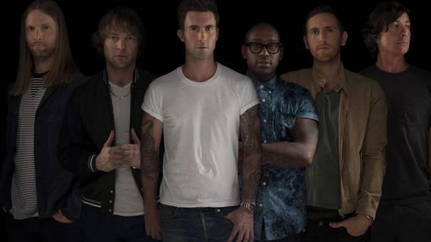 Maroon 5 rocken Halbzeit-Show beim Super Bowl