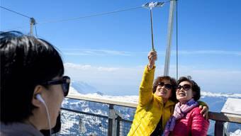 Touristen aus Asien: Ein Extravisum fürs Jungfraujoch?