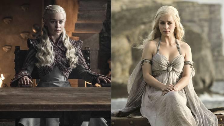 Die Drachenkönigin: Daenerys Targaryen hat Drachen, ist aber nicht unverwundbar. Ihre Gefühle für Jon Schnee könnten ihr zum Nachteil geraten.