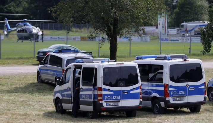 Die Suche der Polizei verlief bisher erfolglos.