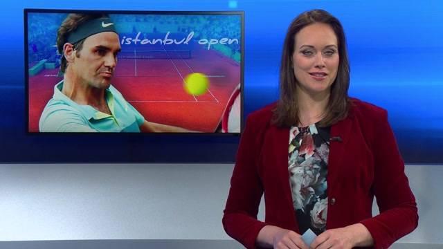 Roger Federer gewinnt ATP Turnier