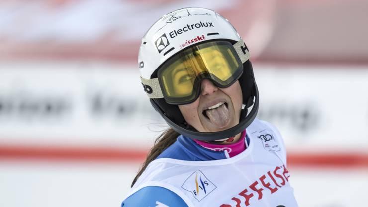 Wendy Holdener gewinnt in Lenzerheide schon zum zweiten Mal