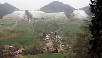 Dorf-Reportage Rohr bei Stüsslingen