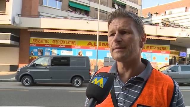 Was ist passiert? Ein erstes Interview vor Ort am Dienstagabend mit Thomas Kummer, Mediensprecher der Kapo Solothurn.