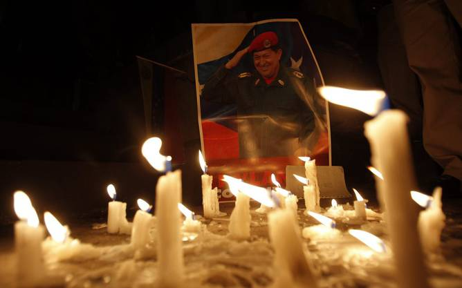 Venezuela trauert um Hugo Chávez