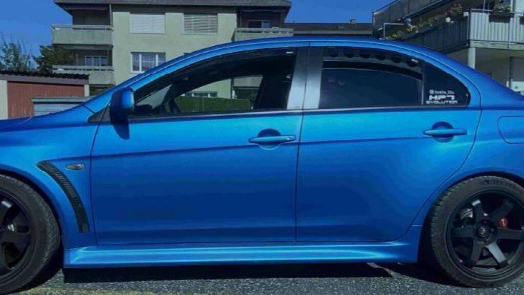 Verfolgungsjagd eines gestohlenen Autos auf A1 bleibt erfolglos