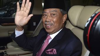 Der ehemalige malaysische Innenminister Muhyiddin Yassin ist vom König zum Regeirungschef wenante worden.