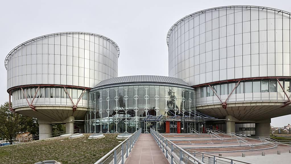 Der Europäische Gerichtshof für Menschenrechte hat eine Beschwerde des Schweizer Fernsehens abgewiesen. (Archivbild)