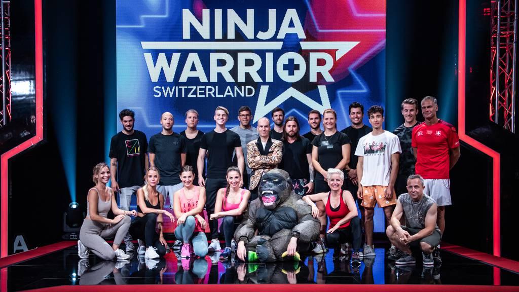Ninja Warrior geht in die nächste Runde – diese Promis sind dabei