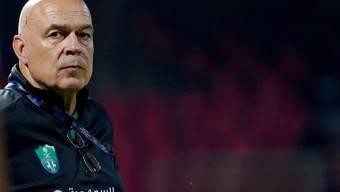 Christian Gross coachte zuletzt in Saudi-Arabien. Nach Gelsenkirchen bringt er Bundesliga-Erfahrung mit.