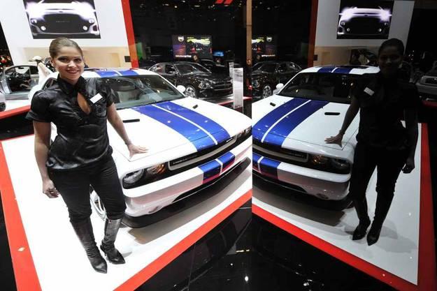 Der neue Dodge Challenger SRT8 392