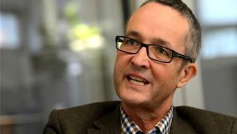 SVP-Kandidat Thomas Weber.