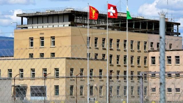 Die Strafanstalt Bochuz im Kanton Waadt (Archiv)